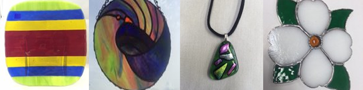 Fused Glass, Stained Glass, Mosaic